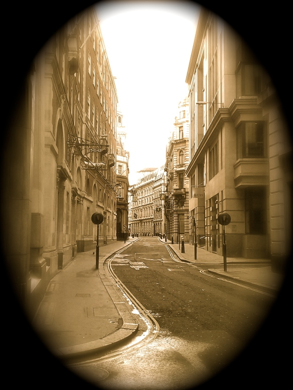 Ludgate hill 5am January 2012
