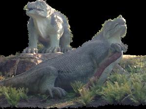 Random Dinosaurs from Crystal Palace