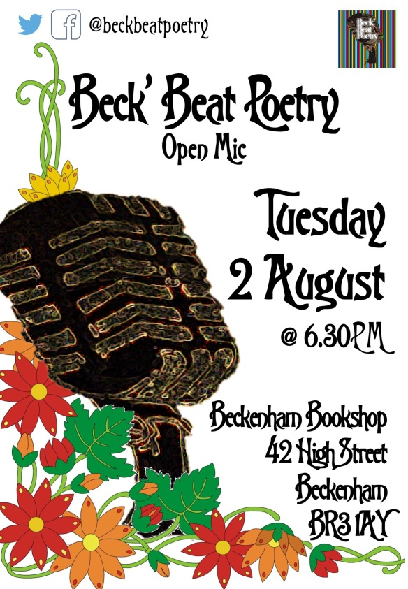 Beck Beat Poster August