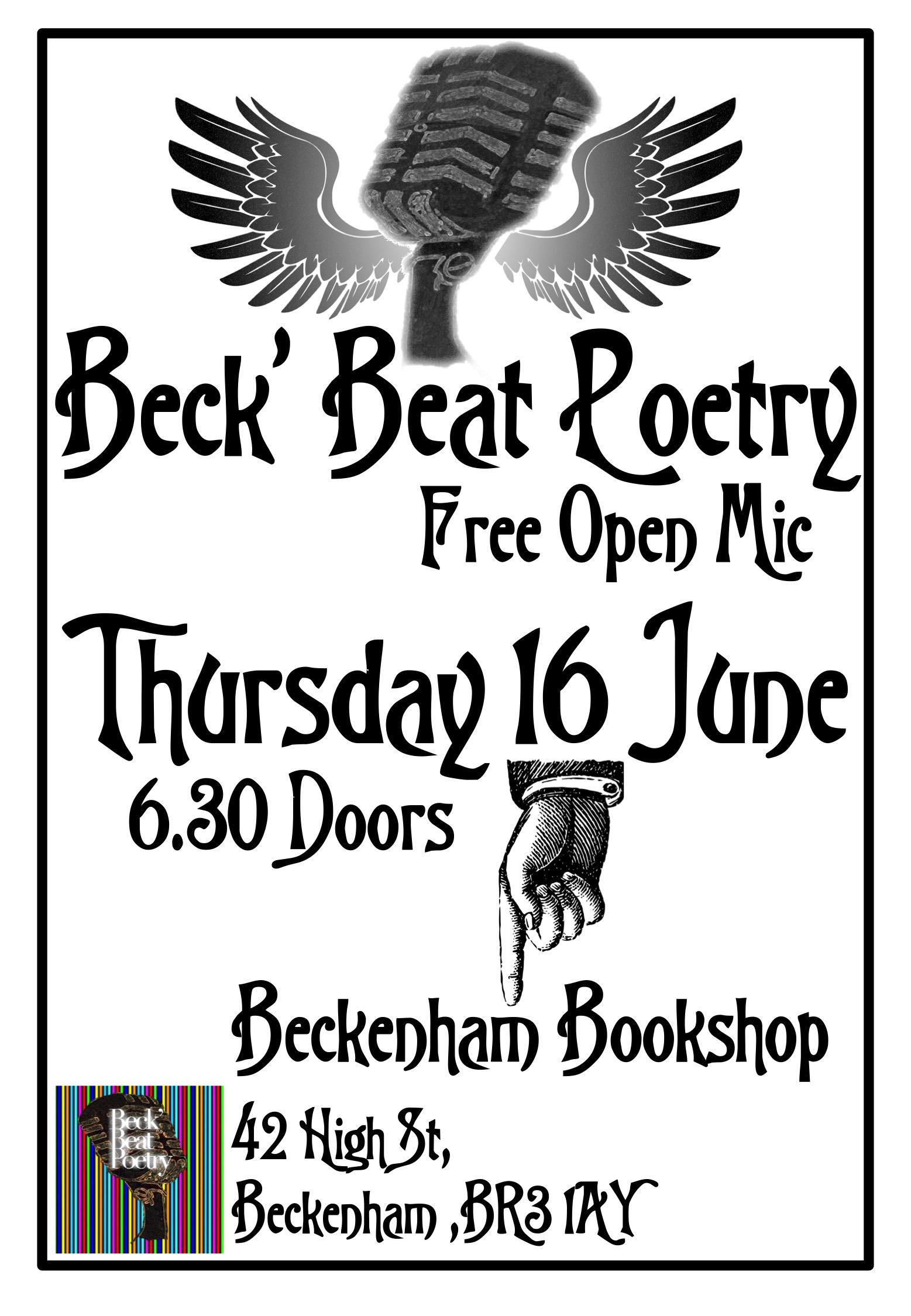 Beck Beat Poster4