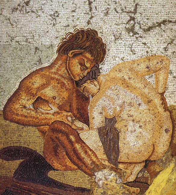By WolfgangRieger - Marisa Ranieri Panetta (ed.): Pompeji. Geschichte, Kunst und Leben in der versunkenen Stadt. Belser, Stuttgart 2005, ISBN 3-7630-2266-X, p. 185, Public Domain,