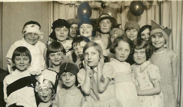 Party at Aunty Kayes 1932