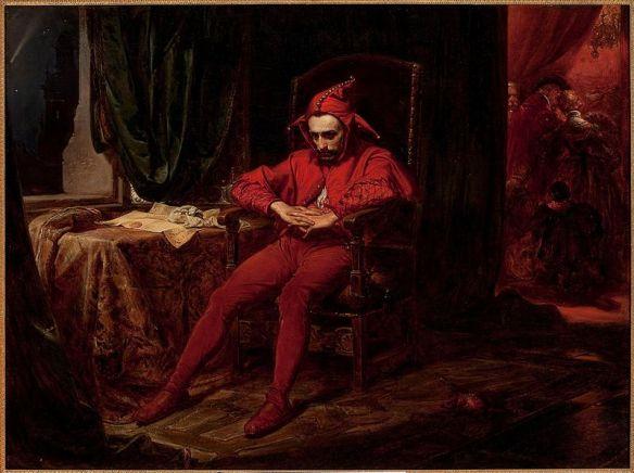 Stańczyk by Jan Matejko (1862)
